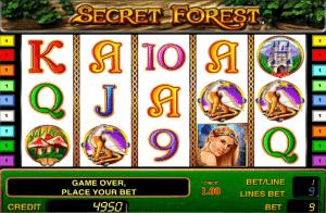 Free Secret Forest Slot Machine