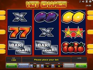 Free Hot Chance Slot Machines