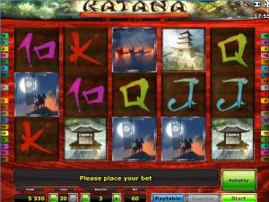 free slots katana