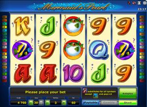 Free Mermaid´s Pearl Slot Machine