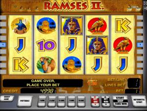 Free Slot Machines Ramses II