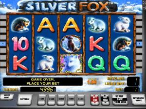 Free Silver Foxes Slot Machine