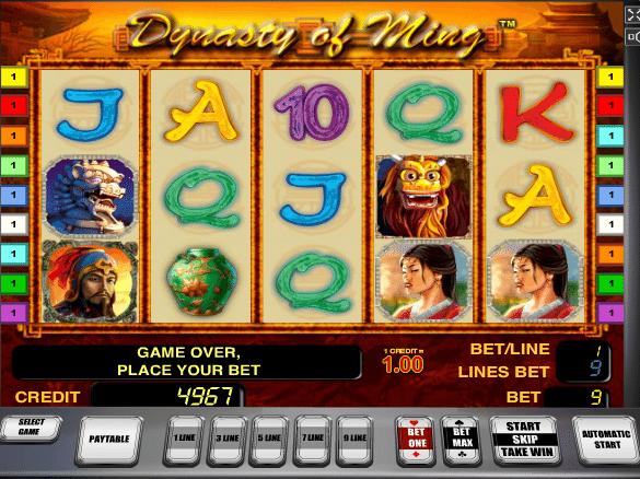 Spiele Dynasty Of Ming - Video Slots Online