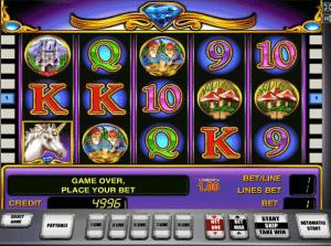 Free Unicorn Magic Slot Machine