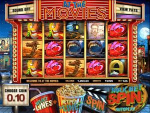 Free At the Movies Slot