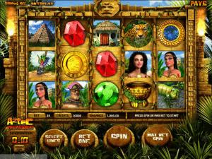 Free Aztec Treasures Slot