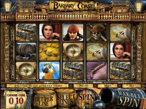 Free Slot Machine Barbary Coast