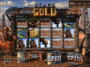 Free Slot Black Gold