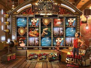 Free Slot Miles Bellhouse Curious Machine