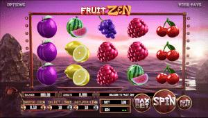 Free Fruit Zen Slot
