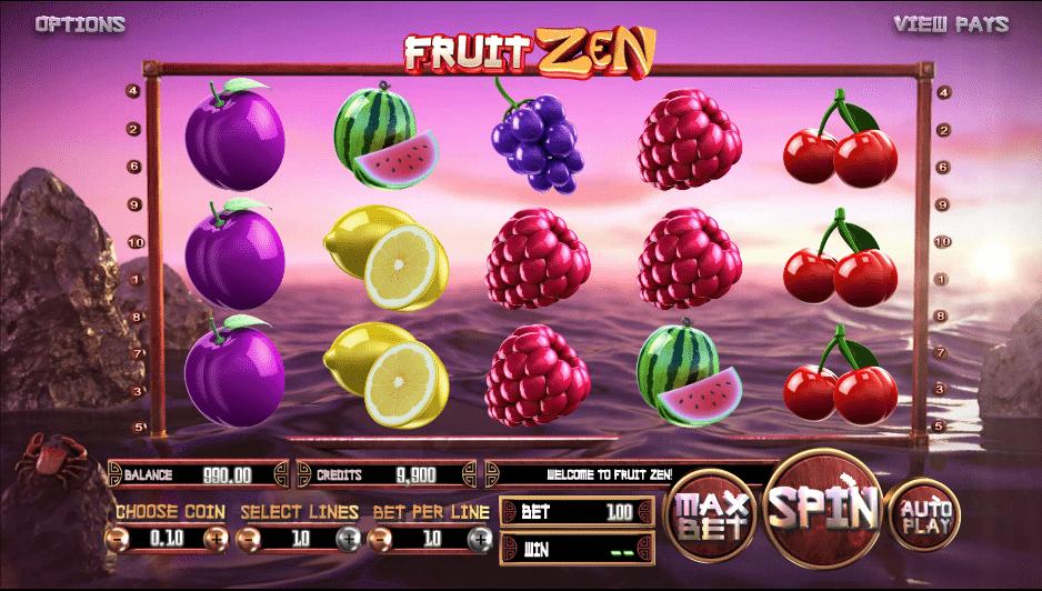 free game of fruit slots play
