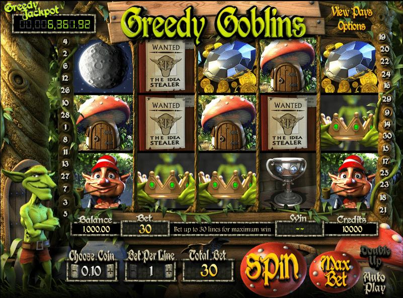 Greedy Goblin