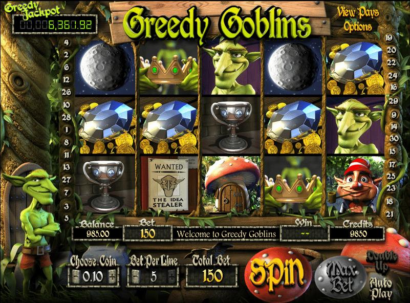 Greedy Goblins - Mobil6000