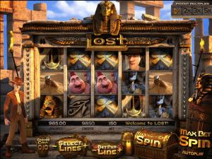 Free Slot Machine Lost