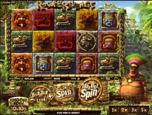 Free Rooks Revenge Slot