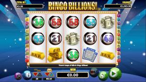 Free Slot Bingo Billions