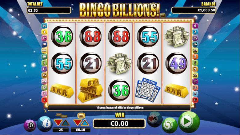 free bingo and slots