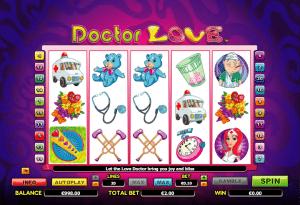 Free Doctor Love Slot Machine