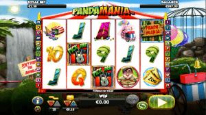Free Slot Pandamania