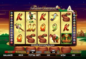 Free Slot The Snake Charmer Machine