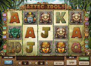 Free Slot Aztec Idols Online
