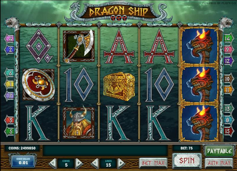 Free slot machines online dragon spin