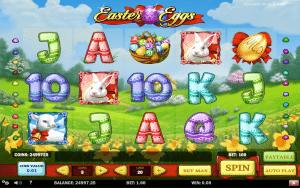 Free Easter Eggs Slot Machine Online