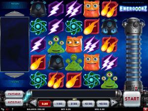 Online Energoonz Slot