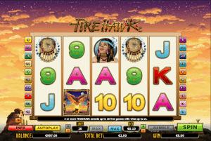 Free Slot Machine FireHawk