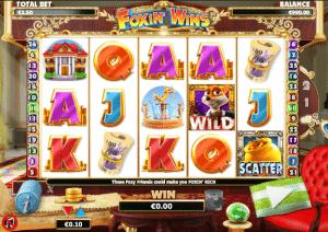 Foxin Wins Free Slot Machine