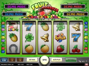 Free Online Slot Fruit Bonanza