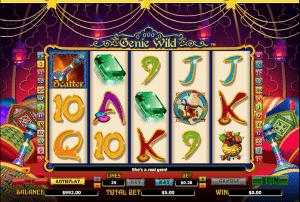 Genie Wild Free Slot Machine