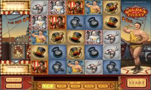 Play Slot Golden Ticket Online