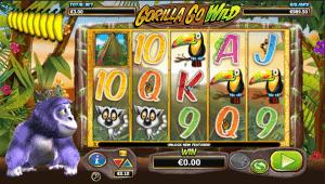 Free Gorilla Go Wild Slot Machine