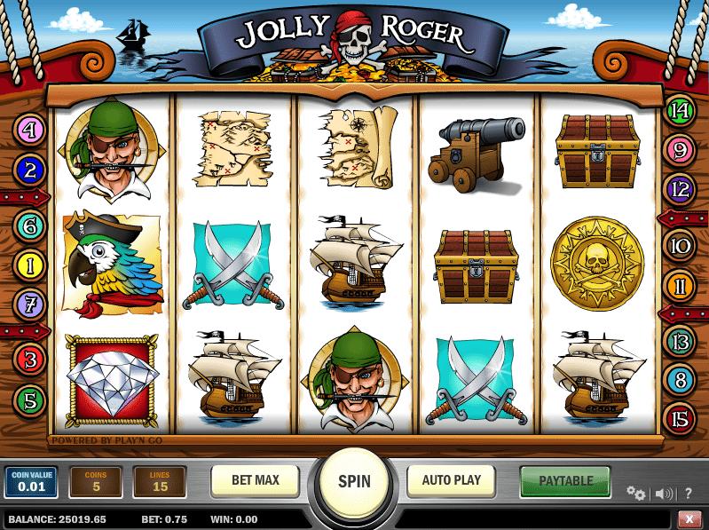 не заходит в jolly roger казино