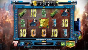 Free Slot Judge Dredd