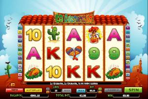 La Cucaracha Free Slot