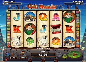 Free Slot Oil Mania