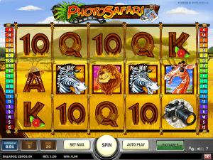 Free Slot Photo Safari Online