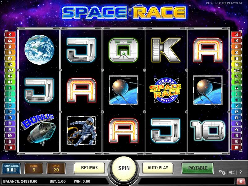 slot race online