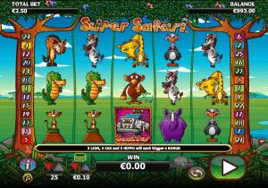Free Slot Machine Super Safari
