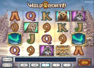 Free Slot Wild North Online