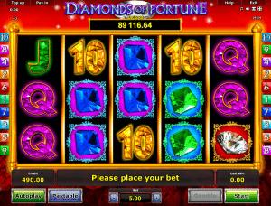 Free Slot Machine Diamonds Of Fortune