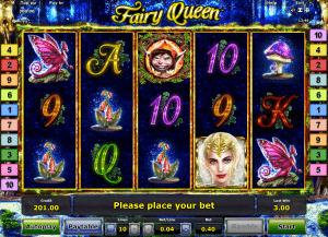 Free Slot Fairy Queen Online