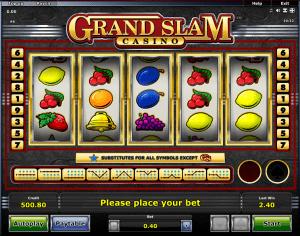 Free Slot Grandslam Online