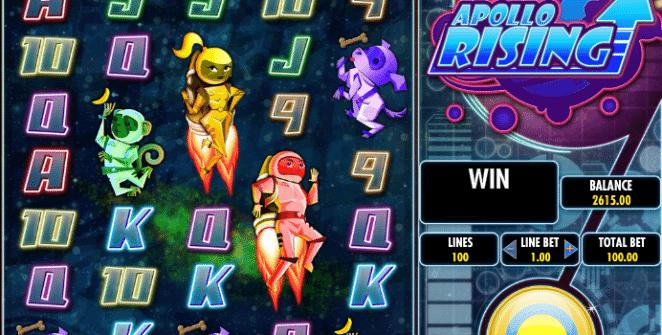 Free Slot Machine Apollo Rising