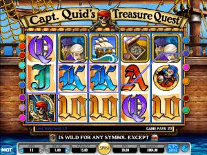 Free Slot Machine Captain Quids Treasure Quest