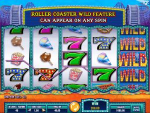 Cash Coaster Free Online Slot
