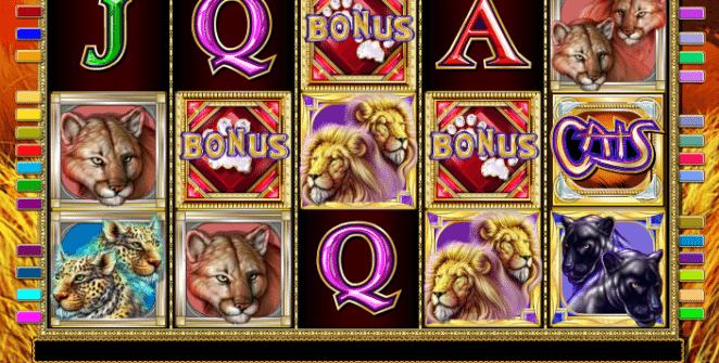 Free Cats Slot Machine Online