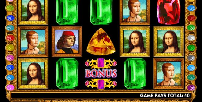 Free Slot Machine Da Vinci Diamonds